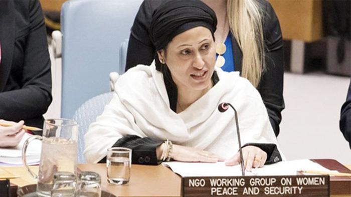 আন্তর্জাতিক সম্মাননা পেলেন রোহিঙ্গা নারী রাজিয়া 1