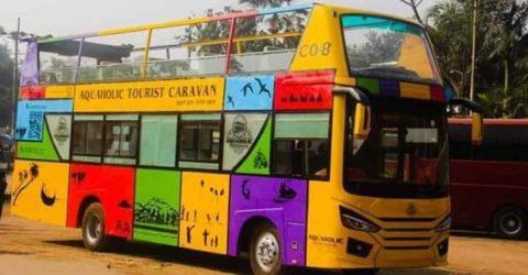 কক্সবাজাররে চালু হচ্ছে দেশের ১ম 'ট্যুরিস্ট ক্যারাভ্যান'
